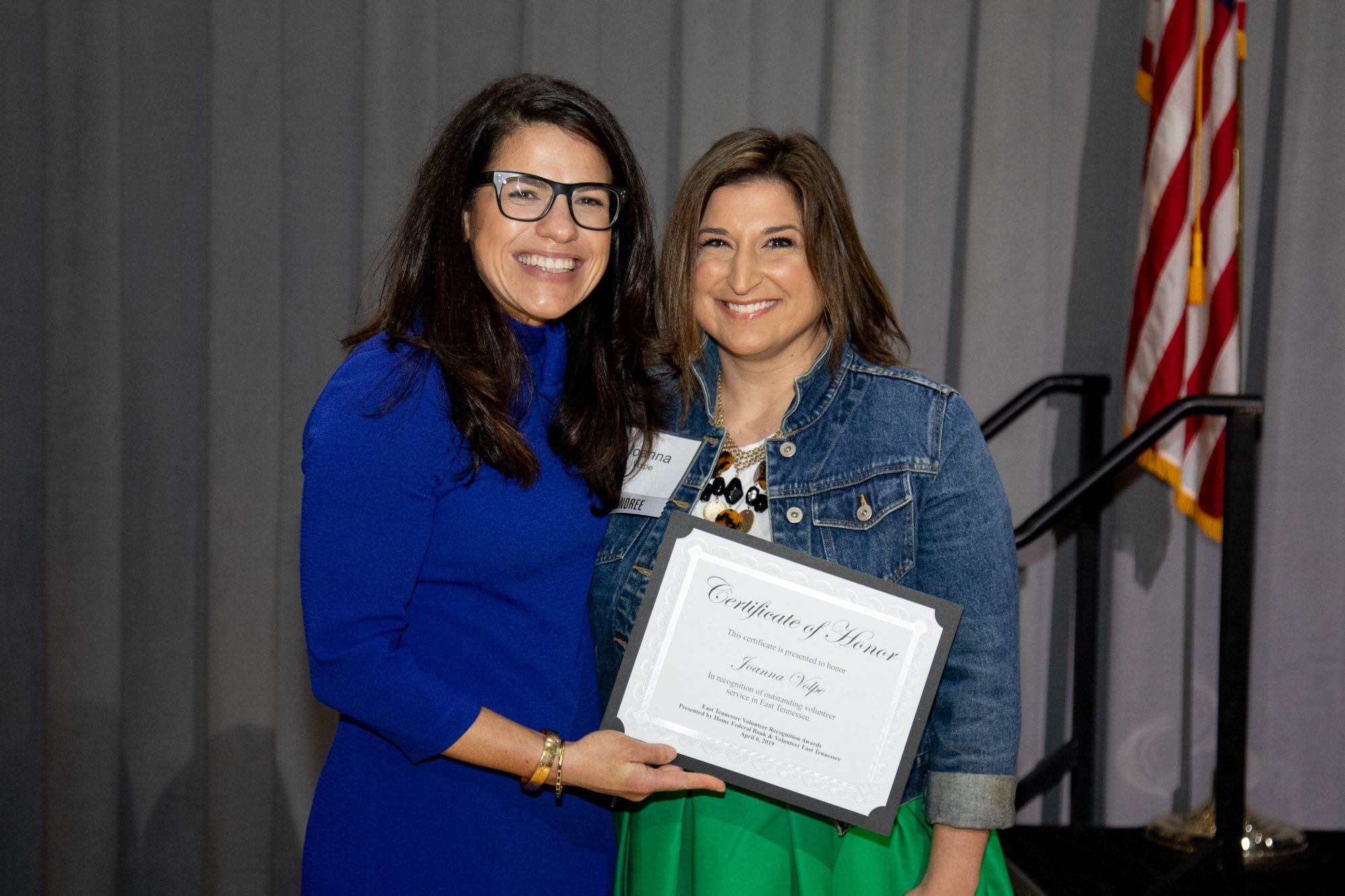 ETV Recognition Awards 18